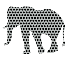 design mammal animal safari jungle wild cartoon african patterned wildlife zoo funny cute nature elephant animals