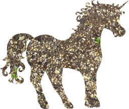 animal horse creatures forest mythical unicorn tales silver fairy fantasy pony cold grey