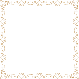 flourish ornamental line decorative border frame design art