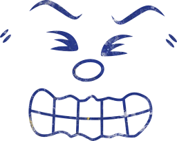 emoticon emotion face anger teeth cartoon smiley angry emoji comic pain