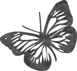 clipart nature patterned animal insect decorative arts illustrated cute fly scrapbooking wings crafts colors winged bright outline spring butterfly flying