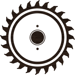 blade district wood craft star about circular sun wheel saw