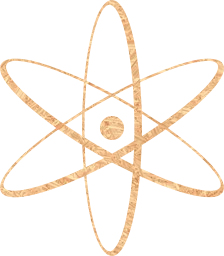 physics symbol atomic atom radioactive nucleus science