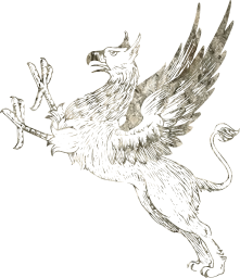 animal mythical claws lion creature eagle legendary wings