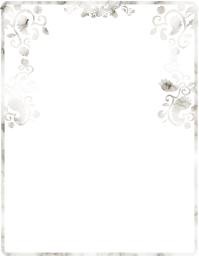 note ornate ornamental paisley scroll decorative drawn embellishment elegance leaf border decoration detailed curl flower floral frame design