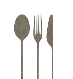food spoon fork eat cutlery restaurant knife kitchen