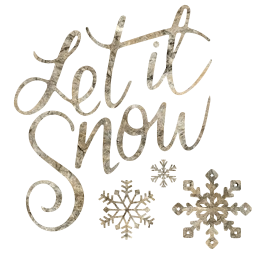 snow festive winter snowflakes calligraphy christmas celebration decorative xmas decoration typography it glitter gold typographic holiday seasonal merry time happy season lettering