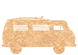 camping bus transport out camp camper fun boards van transportation board summer holiday surf adventure vacation travel hippie
