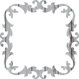svg flourish ornamental decorative floral border geometric abstract frame art
