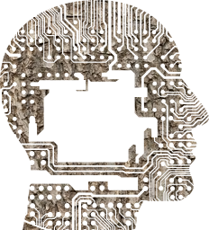 gears computation line intelligence human binary male people persons psychology ai i concept computer mind artificial head science art svg thought anatomy profile cranium digital man brain health idea skull biology cogs think