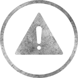 internet watch www symbol flat web warning alarm exclamation point attention users gui surface message design