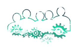 gears people work business team gear koorparativ together group woman community teamwork drive cooperate silhouettes human personal man cooperation
