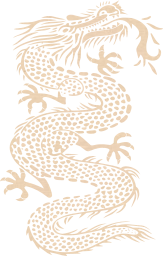 mythical asian dragon