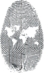 world fingerprint map