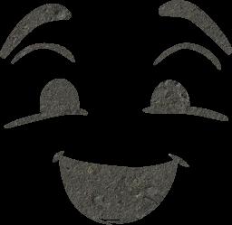 Asphalt 001] emoticon cartoon happy emoji - Free images