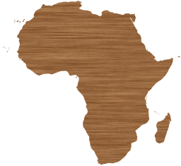 continent map africa