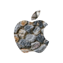 apple logo iphone