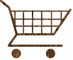 grocery cart shopping supermarket shop store basket trolley
