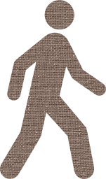 people guy person symbol sign figure walk hiking stick human man walking men