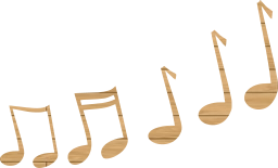 melody music notes musical