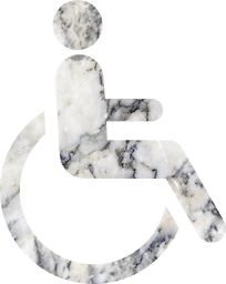 transportation wheelchair person symbol chair logo sign disability disabled wheel access handicapped