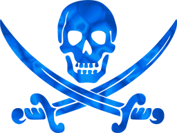 death evil fear symbol warning dangerous pirate halloween scary skull swords bone spooky danger crossbones head tattoo