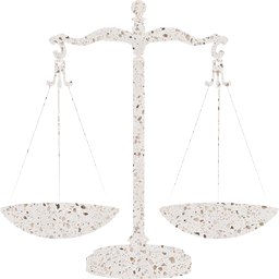 law scales fairness weight empty justice equality