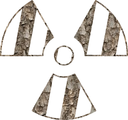 radiation logo nuclear