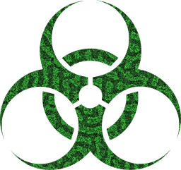 pollution bacteria caution poison virus toxic warning disease disaster danger hazard science protect risk contamination symbol biohazard technology dangerous radiation protection safety biological radioactive