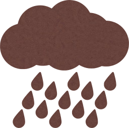 atmosphere forecast climate overcast rain nature temperature weather rainy cloudy thunderstorm water symbols meteorology drop cloud element shower storm cumulus template
