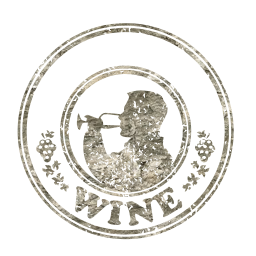 drink no stamp background seal choice winery scratch barrel taste historically label joy emblem old wine empty mature retro bottle sky