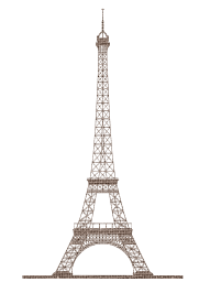 eiffel france structure symbol tower drawing landmark city paris