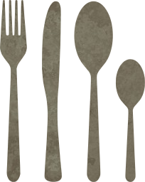 spoon fork cutlery knife