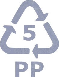 5 plastic symbol sign recycling recycle
