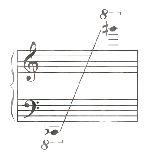 Ice 001] sound note musical symbol - Free images & icons